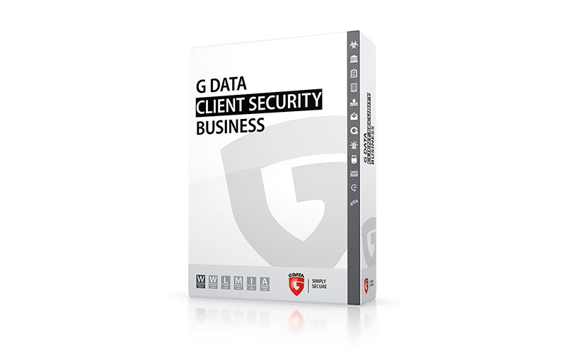 G DATA Client Security
