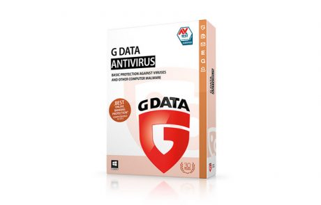 G DATA AntiVirus For Windows